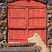 Jack London Stallion Barn 5d22103 Print by Wingsdomain Art and Photography
