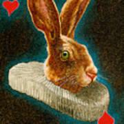 Jack Of Hearts... Art Print