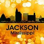 Jackson Ms 3 Art Print