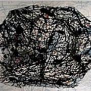 Jackson Pollock Paint By Number Art Print