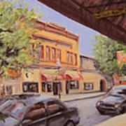 Jackson Street Art Print