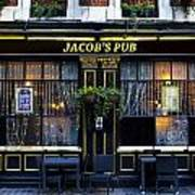 Jacob's Pub Art Print