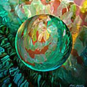 Jaded Jewels Art Print