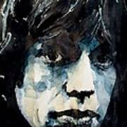 Jagger No3 Art Print by Paul Lovering