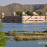 Jah Mahal Palace Art Print