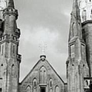 Jakarta Cathedral  Art Print