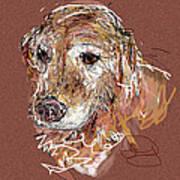 Jake Boy Art Print