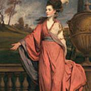 Jane Fleming, Later Countess Art Print