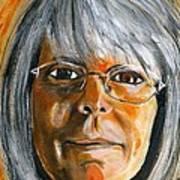 Janet Art Print