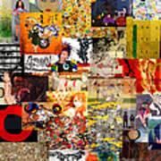 Japanese Contemporary Art Art Print