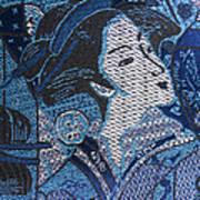 Japanese Lady Art Print