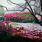 Jasmine Hill Gardens Art Print