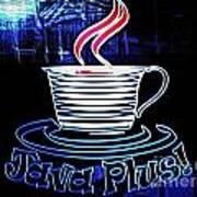 Java Plus Art Print