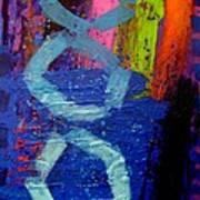 Jazz Process - Improvisation Art Print