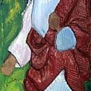 J.b.j. The Christ Like Me Art Print