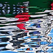 Jbp Reflections 2 Art Print