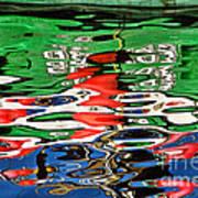 Jbp Reflections 4 Art Print