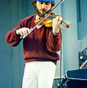 Jean Luc Ponty At The Greek Theater In Berkeley Ca 1980 Art Print
