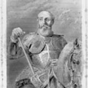 Jean Parisot De La Valette (1494-1568) Art Print