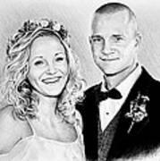 Jeff And Anna Art Print