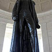 Jefferson Memorial2 Art Print