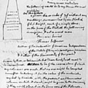 Jefferson: Tombstone Art Print