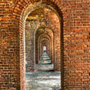 Jefferson's Arches Art Print