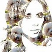 Jennifer Love Hewitt Art Print