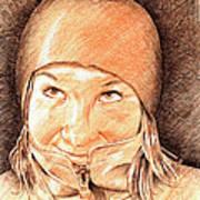 Jenny 2 Art Print