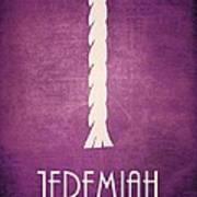 Jeremiah Art Print