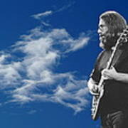 Jerry And The Dancing Cloud Art Print
