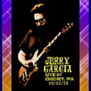 Jerry Cheney 1 Art Print