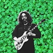 Jerry Clover 1 Art Print