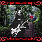 Jerry Road Rose 2 Art Print