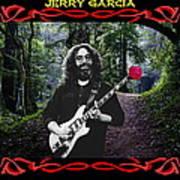 Jerry Road Rose 3 Art Print