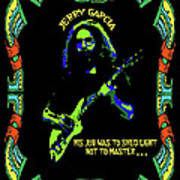 Jerry Shedding Light Art Print