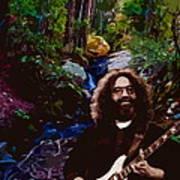 Jerry's Mountain Music 7 Art Print
