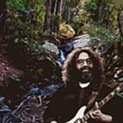 Jerry's Mountain Music 9 Art Print