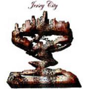 Jersey City  Art Print