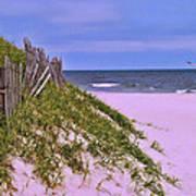 Jersey Shore 11 Art Print