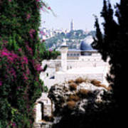 Jerusalem Beautiful Art Print