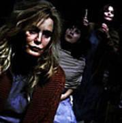 Jessica Lange as Sister Jude @ TV serie American Horror Story Asylum Art Print