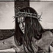 Jesus Christ Portrait Art Print