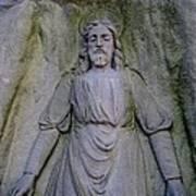 Jesus In Repose Art Print