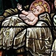 Jesus Is Born Art Print