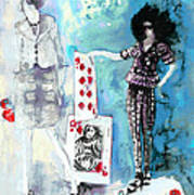 Jeux De Seduction In Dublin 02 Art Print