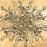 Jewels In The Sand Art Print
