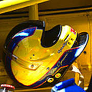 Jim Cipriano's Helmet Art Print