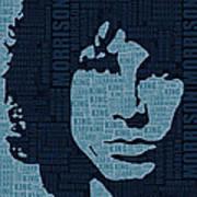 Jim Morrison The Doors Art Print