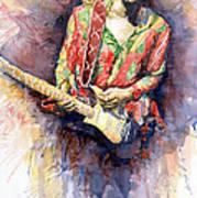 Jimi Hendrix 09 Art Print